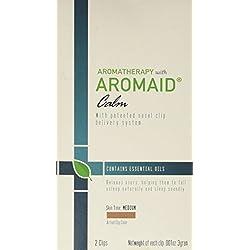 Aromaid Calm Nasal Clip, Medium