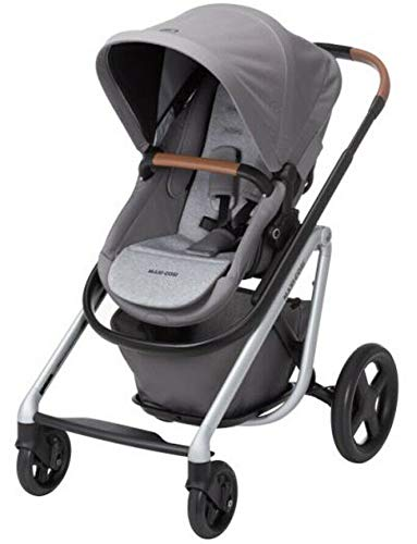 Maxi-Cosi Lila Modular One-Hand Fold Reversible Baby Stroller Nomad Grey
