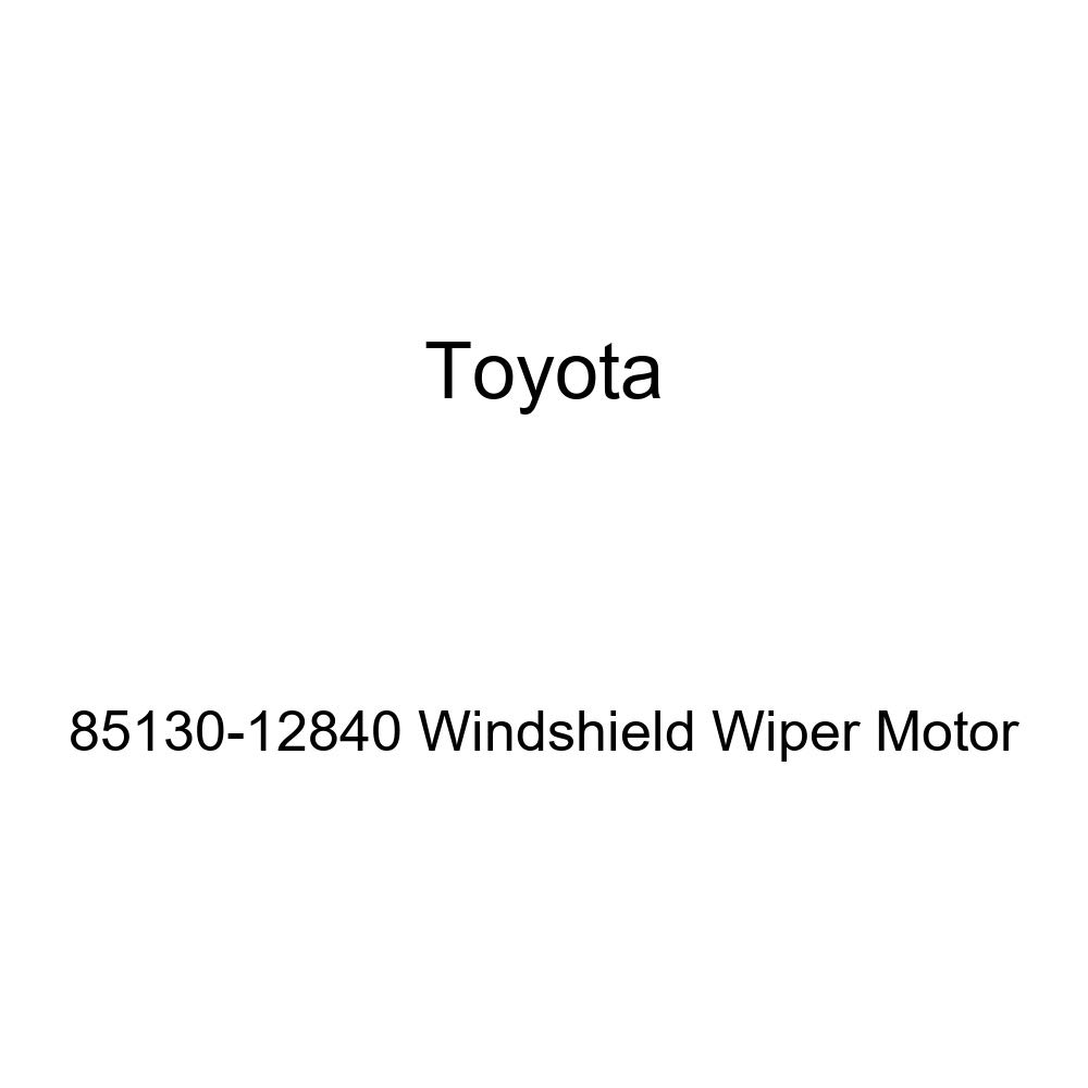 Toyota 85130-12840 Windshield Wiper Motor