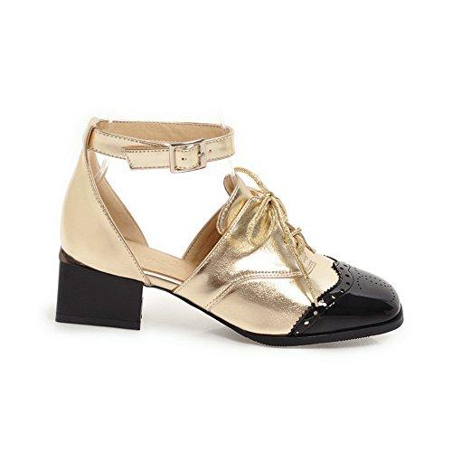 Light Weight Urethane Sandals ASL04508 Strap Fabric Zip Womens Beige Sandals Closed BalaMasa Toe Adjustable 7vB8zPqW
