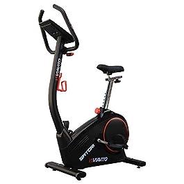 Viavito Unisex's Satori Exercise Bike, Black, One size