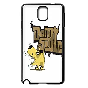 Love Dog Pattern Hard Snap Cell Phone Case for Samsung Galaxy Case Note 3 HSL382925