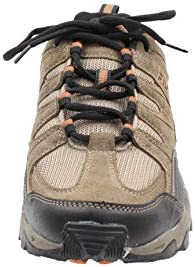 メンズ アウトドア ハイキング トレイル ランニング アスレチック シューズ ブラウン/オレンジ