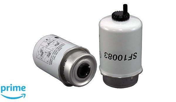 amazon com wix wf10083 fuel filter automotive Napa 4003 Fuel Filter Cups Wix Racing Fuel Filter #10