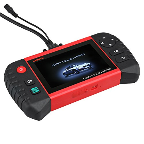 Launch CRP Touch Pro 5.0'' Android Touch Screen OBD2 Diagnostic Scan Tool for ABS, SRS, Transmission,Engine,Battery Registration, EPB, Oil Service Light Reset by Launch (Image #8)