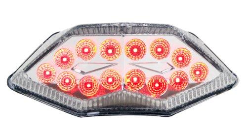 ninja 300 led lights - 2
