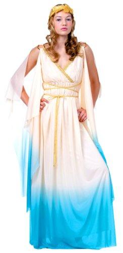 Queen Of Atlantis Costume - Adult