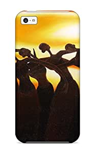 Paul Jason Evans's Shop Hot High Impact Dirt/shock Proof Case Cover For Iphone 5c (african Art)