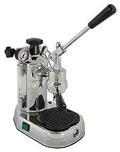Saeco La Pavoni Professional-Lusso Espressomaschine (aus Edelstahl)