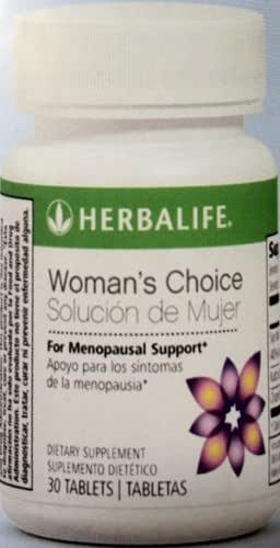 Herbalife New Woman's Choice Menopausal Support Tablets - 30 Tablets