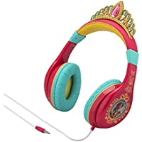 Disney Elena Avalor Headphones Detailing Review