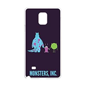 Monsters, Inc. Cell Phone Case for Samsung Galaxy Note4 by runtopwell