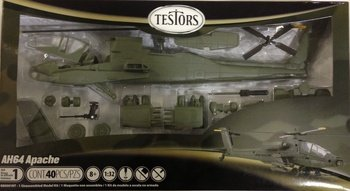 Testors 1/32 Apache Helicopter