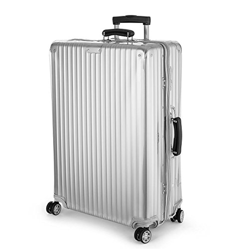 Luggage Skin Protector Clear PVC Transparent Cover for RIMOWA Classic Flight Series (for (00 Protector)