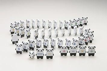 Panda domino set (japan import)  Amazon.fr  Jeux et Jouets b2288e6e2a65