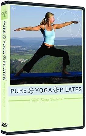 Amazon.com: Pure Yoga Pilates: Kerry Bestwick: Movies & TV