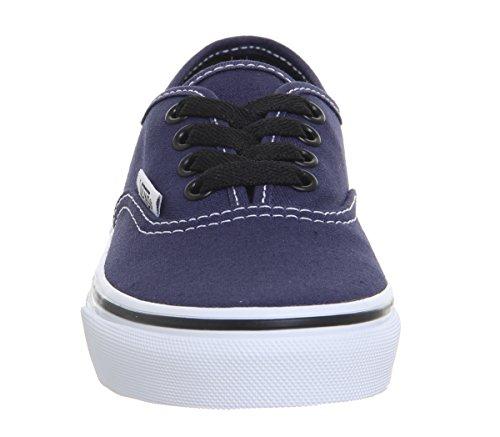 Medieval mode Baskets enfant Black Authentic Blue mixte K Vans 4qTwYY