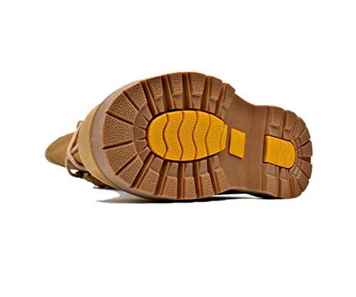 Tooling Outdoor da Desert Stivali Yellow Uomo England Boots zmlsc Brock ABqF0n5