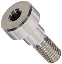 316 Stainless Steel Shoulder Screw, Plai...