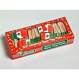 Great Aussie Food Mexico Flagpicks Box 500