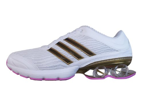 Shoes Bounce adidas Womens White Neptune Trainers Running UXwvwTBx