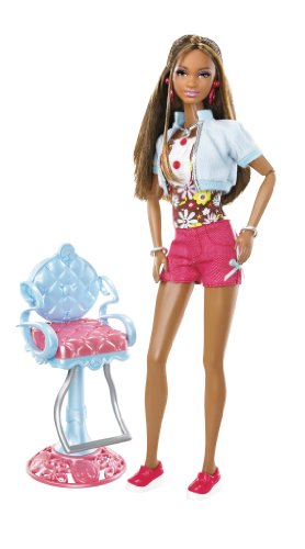 Barbie So In Style Stylin Hair Kara Doll