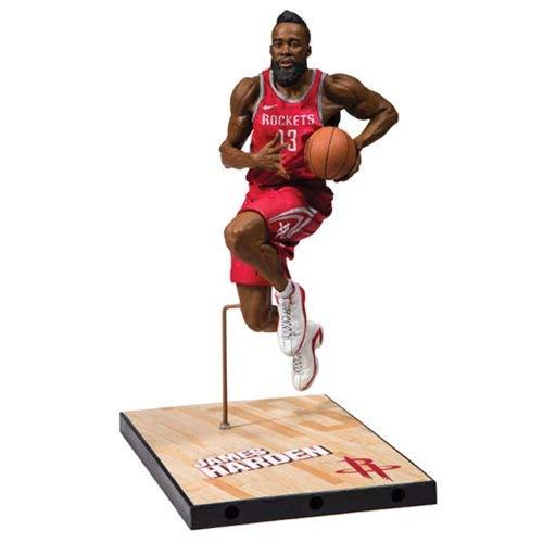 b17d2f11680f4 McFarlane Toys NBA 2K19 Series 1 James Harden Action Figure
