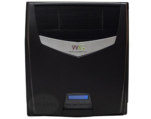 Wine Guardian 018 Through Wall Wine Cellar Cooling System (1200 Cu. Ft.) - Quietest Operation in its Class. by Wine Racks America