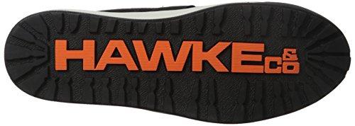 Hawke & Co Mens Heyward Slip-on Loafer Svart