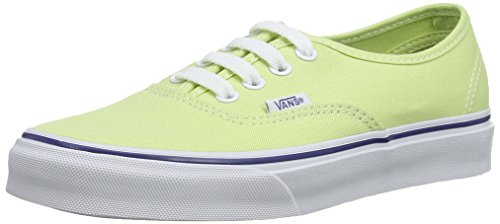 Vans Authentisch Schatten Kalk / True White