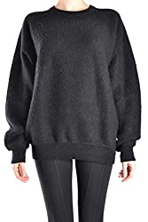 Alexander Wang Women S Mcbi14101 Black Wool Sweater