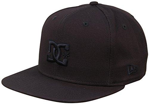 DC Apparel Men's Heritage 950 Snapback Hat, Dark Indigo, 1SZ ()