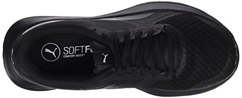 Adulto Black Flext1 Puma black Zapatillas Unisex Negro zwRFqPxS