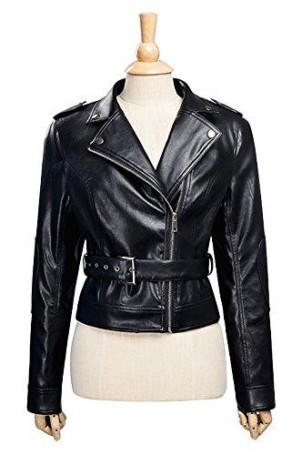 Terminator Sarah Connor Costume (Mtxc Women's Terminator: The Sarah Connor Chronicles Cosplay Sarah Connor Coat Size X-large Black)