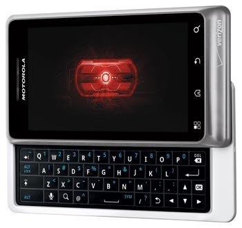 - Motorola Droid 2 Global Winter White (Verizon) A956 Smartphone