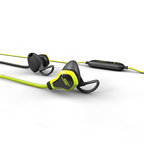 SMS Audio BioSport Wired Earbuds, Yellow (SMS-EB-BIOSPRT)