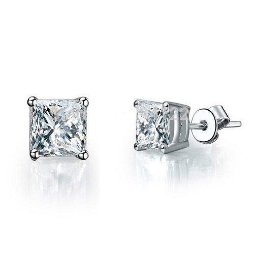 0.75 Ct Radiant Diamond - 4
