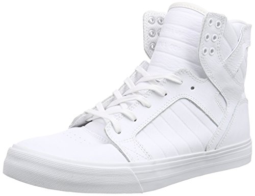 Supra White red White Zapatillas Blanco White Blanco Blanco Supra Zapatillas red red Zapatillas Supra Zapatillas Blanco Supra UnZq0AB