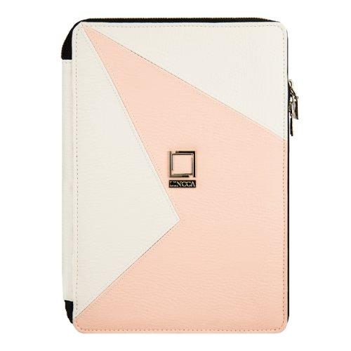 lencca-minky-edition-portfolio-carrying-case-elegance-executive-business-travel-eco-friendly-leather