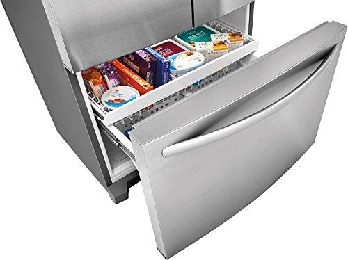 Frigidaire Counter Door Refrigerator with 22.5 ft. Capacity, Stainless Steel