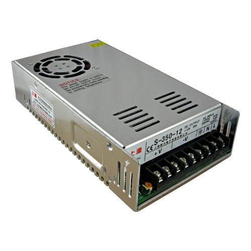DC 12V 29A Switching Power Supply. Good for CNC stepping motor and Ham Radio