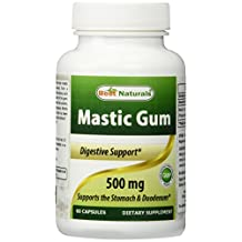 Best Naturals - Mastic Gum 500 mg. - 60 Capsules