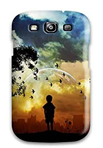 Sanp On Case Cover Protector For Galaxy S3 (free Phone)