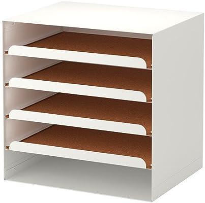 Ikea kvissle - Bandeja para Cartas Color Blanco: Amazon.es ...