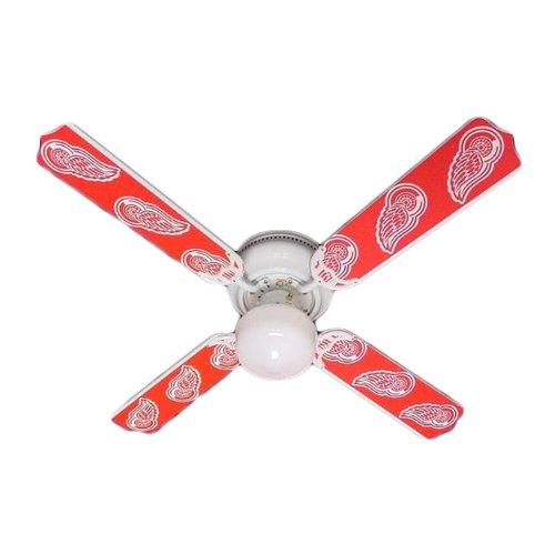 Detroit Red Wings Ceiling Fan Red Wings Ceiling Fan Red