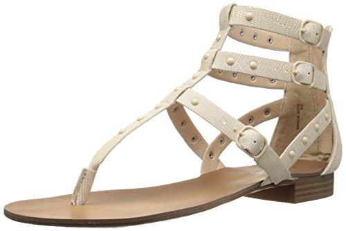 kensie Women's Billie Gladiator Sandal Natural xmdKfnVz3w
