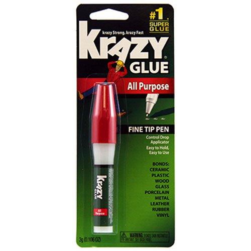 Krazy Glue KG82448R Instant 0 106 Ounce