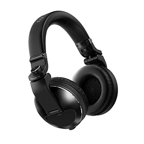 Pioneer DJ HDJ-X10-K Professional DJ Headphone, Black