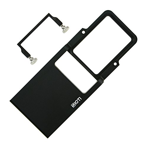 SIOTI Switch Mount Handheld Gimbal Plate Adapter for GoPro 3
