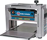 Best Thickness Planers - King Canada KC-426C 12 1/2-Inch Portable Planer Review
